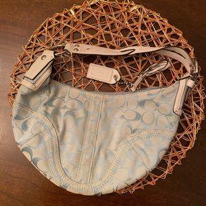 COACH PURSE Shoulder Bag HANDBAG 10599